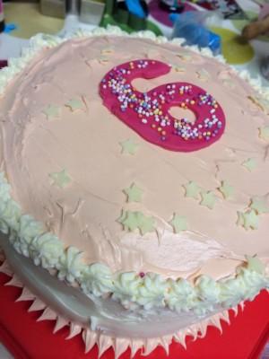 FCFK - 6 cake