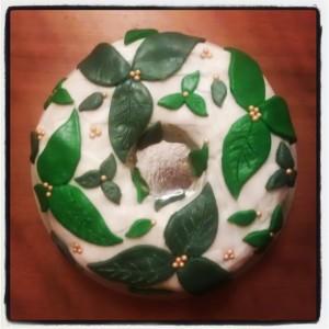 FCFK - wreath cake