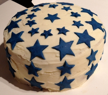 FCFK - star cake again