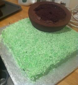 FCFK - footie cake 0