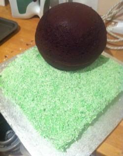 FCFK - footie cake 1