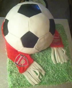FCFK - footie cake 4
