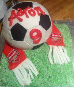 FCFK - footie cake 5