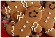 FCFK - gingerbread man