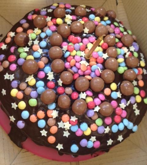 FCFK - sweet cake