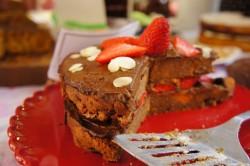 FCFK - cake event - choc cake