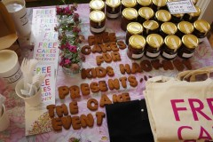 FCFK - cake event - ging letters