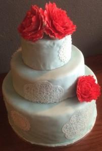 FCFK - wedding cake